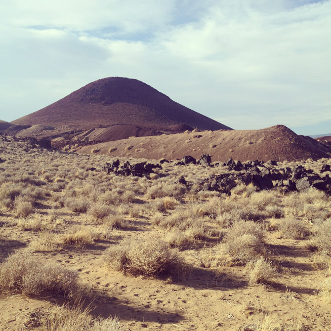 Earthquake swarm reported at California's Coso Volcanic Field OldConeCoso