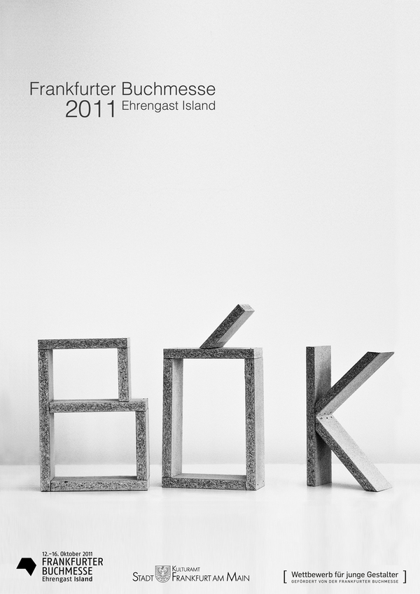 Frankfurt Book Fair 2011 - Poster Competition - PICTURE ME!